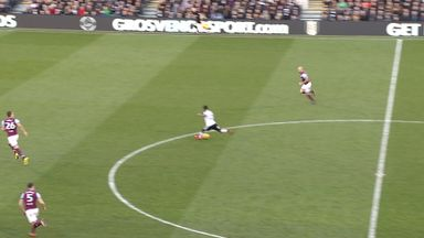 Fulham's long-range stunner