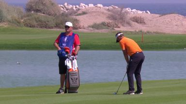 NBO Oman Open: R4 highlights