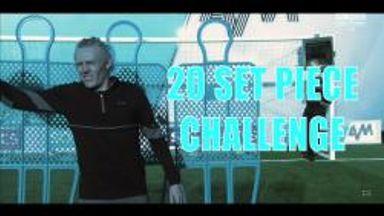 Bullard's 20 Set-Piece Challenge