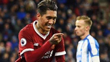 Klopp 'really proud' of Firmino