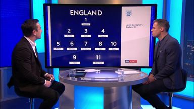 Carra's England World Cup XI