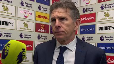 Puel: Very frustrating result