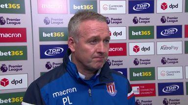 Lambert: Second half excellent