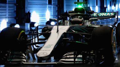 Mercedes reveal W09