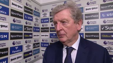 Hodgson: Punished for mistakes
