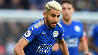 Puel: Mahrez is better than before