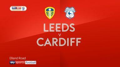 Leeds 1-4 Cardiff
