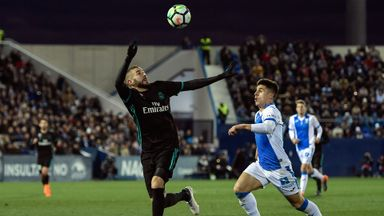 Leganes 1-3 Real Madrid