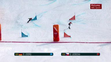 Ledecka makes history