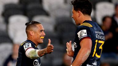 Highlanders 41-34 Blues