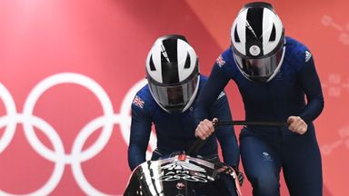 Mistake costs GB bobsleigh pair