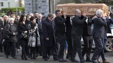 Liam Miller laid to rest