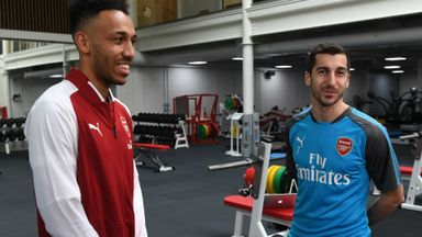 Wenger: Aubameyang needed new challenge