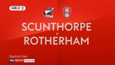 Scunthorpe 1-2 Rotherham