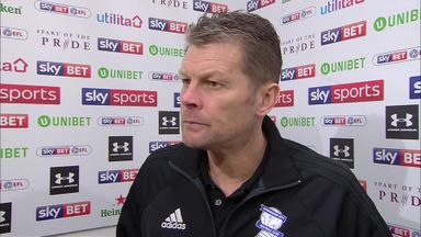 Cotterill: Occasion too big for youngsters