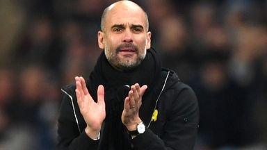 'Pep within right to name six subs'