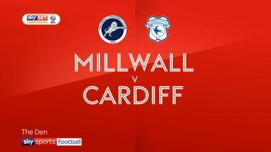Millwall 1-1 Cardiff