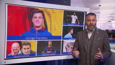 Balague's La Liga transfer wrap