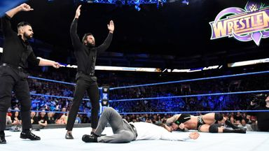 Mahal delivers a 'Roode Awakening'
