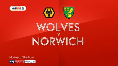 Wolves 2-2 Norwich