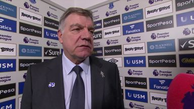 Allardyce: Different class at home