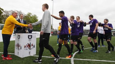 FA Disability Cup finals day to return