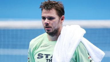 Wawrinka pleased with fitness
