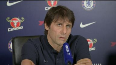 Conte: I'm going nowhere