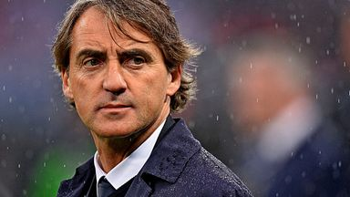Mancini praises Celtic's City old boys