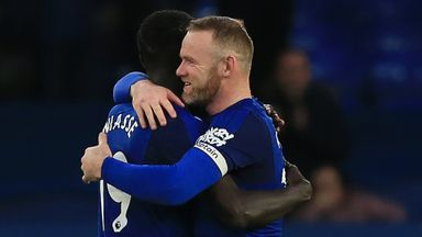 'Comfortable win for Everton'