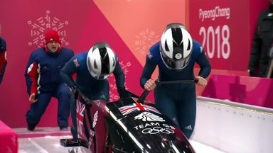 GB sit sixth in bobsleigh