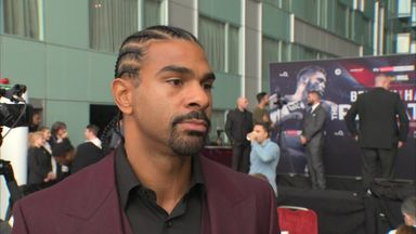 Haye: 100 percent, I will KO Bellew