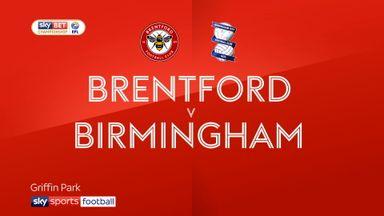 Brentford 5-0 Birmingham