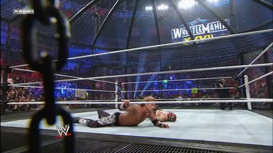 Edge's 2011 Elimination Chamber Match win