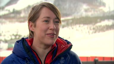 Yarnold realised a 'massive dream'
