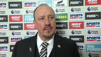 Benitez: Win gives confidence