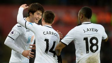 Thommo hails Swansea turnaround