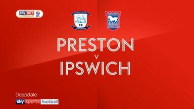 Preston 0-1 Ipswich