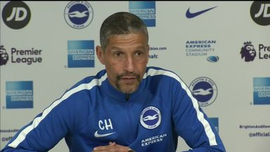 Hughton expecting 'massive' game