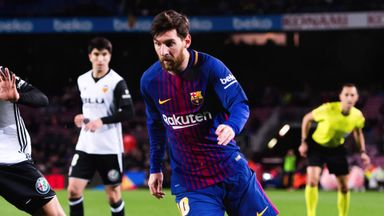 Fabregas: Messi is the greatest