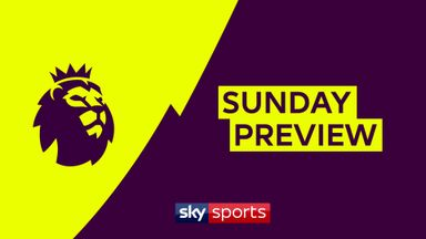 Premier League Sunday Preview