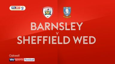 Barnsley 1-1 Sheffield Wednesday