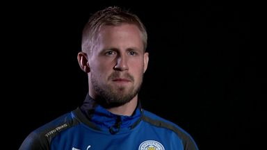 Schmeichel has sympathy for Mahrez