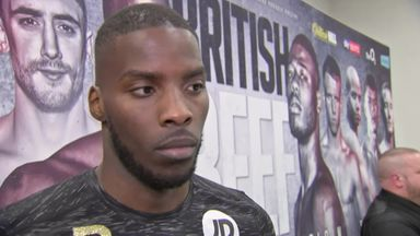 Okolie questions Chamberlain confidence