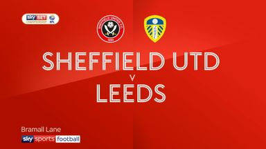 Sheffield United 2-1 Leeds