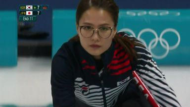 Curling semi-final goes to final stone