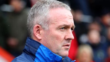 Lambert: Onus on us against Brighton