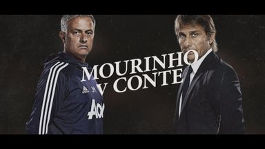 Mourinho v Conte: In Quotes