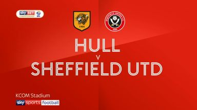 Hull 1-0 Sheffield Utd