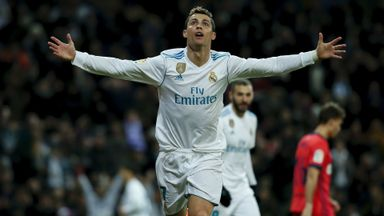 Real Madrid 5-2 Real Sociedad
